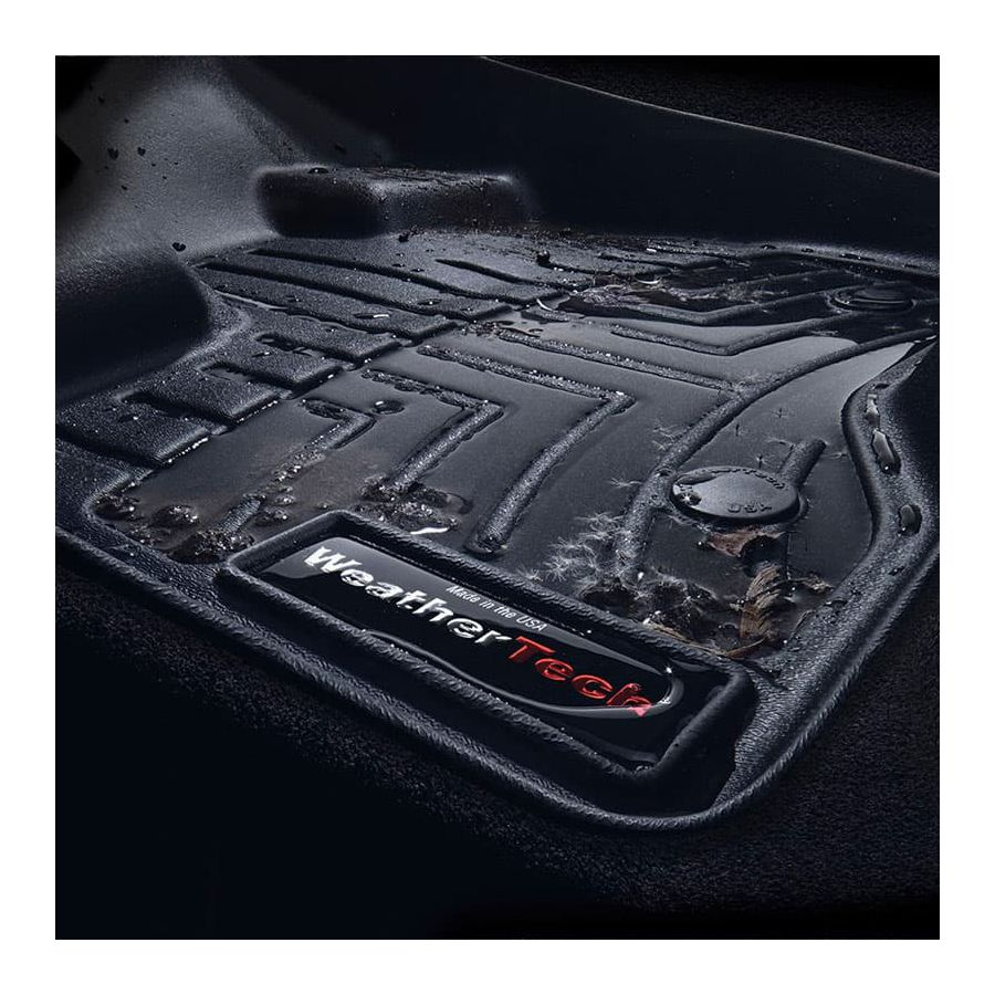 WeatherTech DigitalFit (Front + Rear) Floor Liners (Double